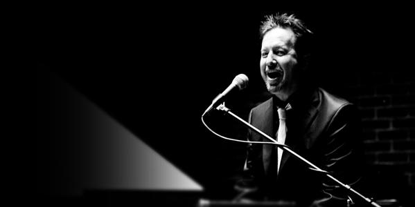 Wade Preston at Piano